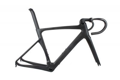 T700 NEW AERO DESIGN CARBON FIBER ROAD FRAMESET AG128