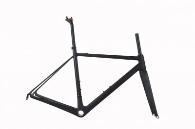 NEW CARBON FIBER T800 SUPER LIGHT ROAD FRAMESET AG108
