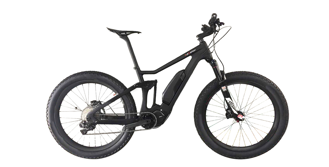 2019 CARBON BOOST 27.5ER SUSPENSION ELCTRIC BIKE FRAME AG548