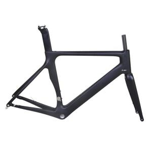 T800 FLAT MOUNT ROAD BIKE DISC BRAKE FRAMESET AG238