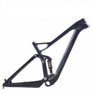 CARBON MTB 27.5ER PLUS SUSPENSION BIKE FRAME