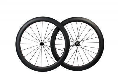 60MM CLINCHER FULL CARBON ROAD WHEELSET