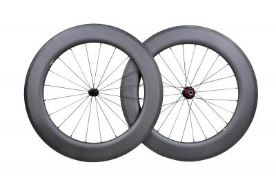 88MM CLINCHER FULL CARBON ROAD WHEELSET