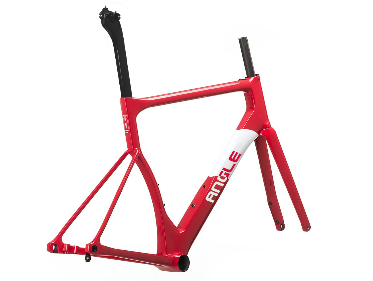2018 T800 CARBON FIBER ENDURANCE ROAD DISC BRAKE BIKE FRAMESET