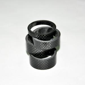 FULL CARBON BIKE FORK SPACER