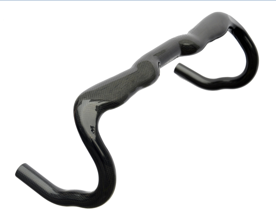 FULL CARBON ROAD HANDLEBAR HB001