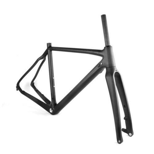 THRU AXLE DISC BRAKE FULL CARBON CX FRAME AG028