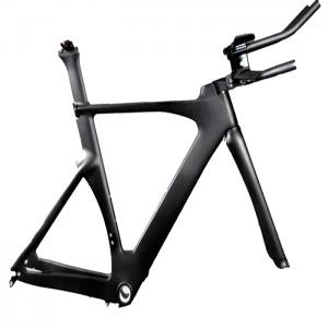 NEW DESIGN ADJUST STEM AERO TIME TRIAL TT BIKE FRAMESET AG229