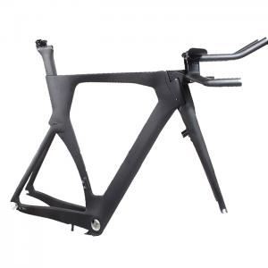 TORAY T700 FULL CARBON TIME TRIAL TRIATHLON FRAMESET AG228